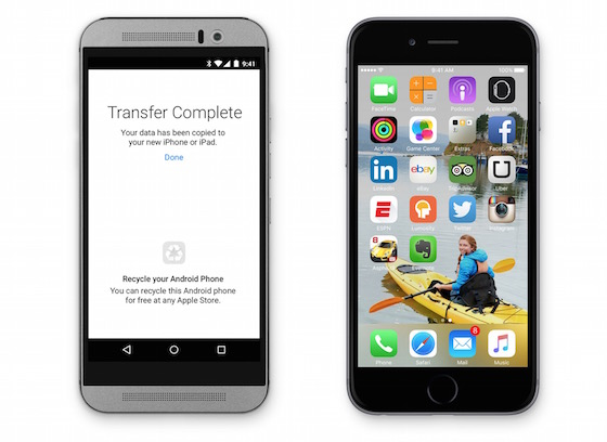 Application-Transfert-Android-Vers-iOS-Apple